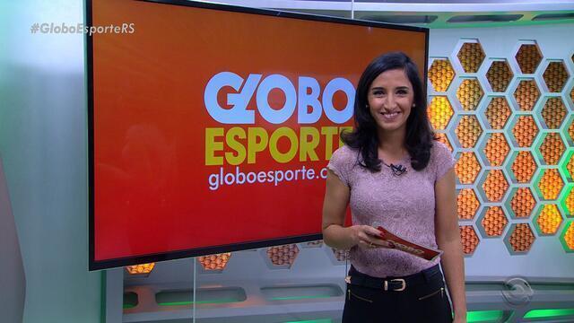 Confira a íntegra do Globo Esporte RS desta sexta (30/09)