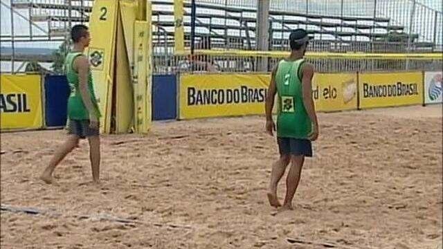 Classificatórias do Circuito Brasileiro de Vôlei de Praia Sub-21 será neste sábado (1º)