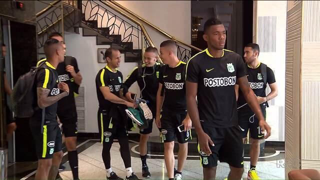 Adversário do Coritiba, Atlético Nacional vem embalado para a Sul-Americana