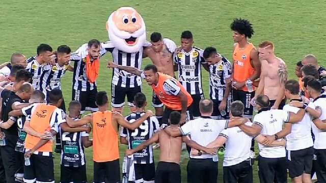 Ceará faz contas para a reta final da Série B