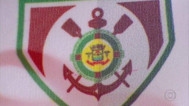 Curioso: Flamengo de Arcoverde-PE adota escudo inspirado no Corinthians e cores do Flu