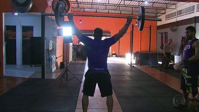 CrossFit começa a tomar conta das academias do Recife