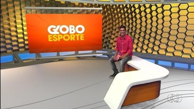 Globo Esporte GO - 22/10/2016 - Íntegra