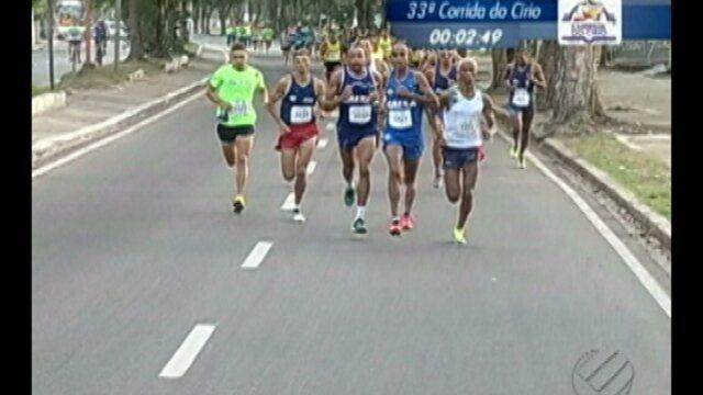 Corrida e Caminhada do Círio reúnem 4.500 participantes entre amadores e profissionais