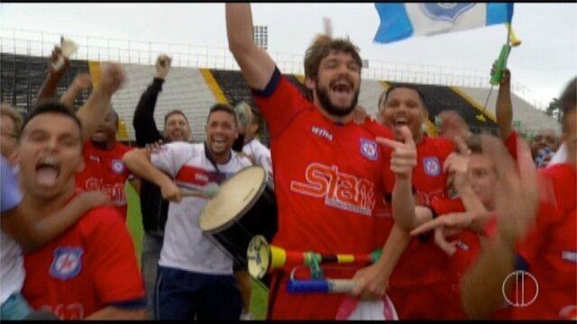 Em final carregada de emoção, Friburguense vence a Portuguesa nos pênaltis pela Copa Rio
