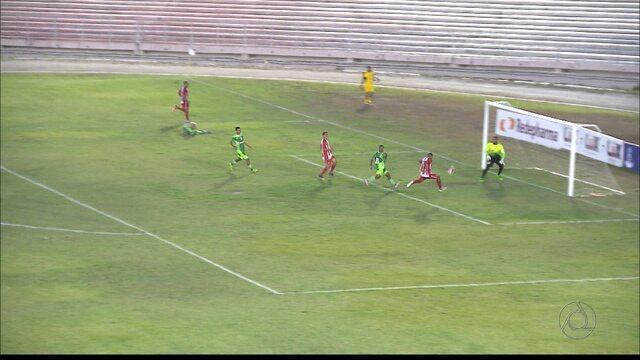 Inter-PB vence o Serrano e conquista o Paraibano da 2ª Divisão