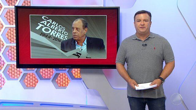 Globo Esporte BA - Íntegra do dia 25/10/2016
