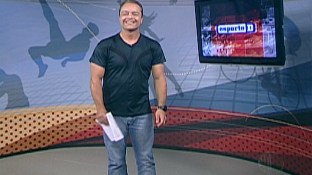 Íntegra Esporte D - 26/10/2016