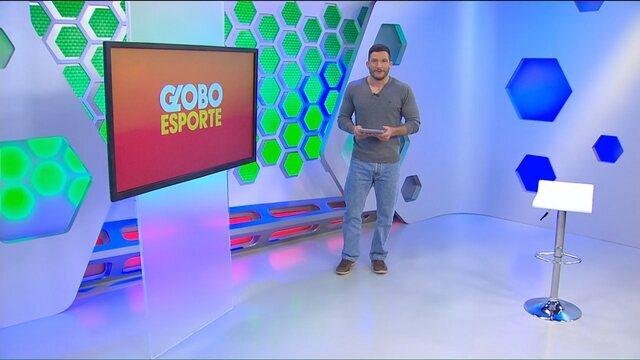 Confira na íntegra a edição do Globo Esporte-PR desta quarta-feira, 26/10