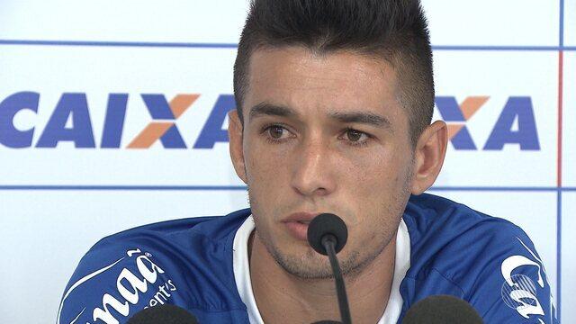 Juninho fala sobre seu  desempenho no Bahia em 2016