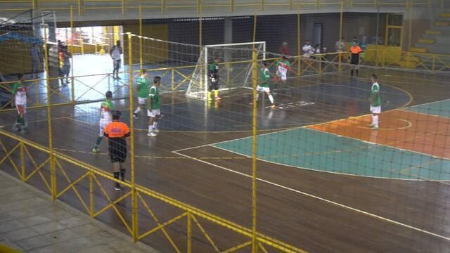 Confira os gols da última rodada da  1ª fase da 11ª Copa TV AB de Futsal