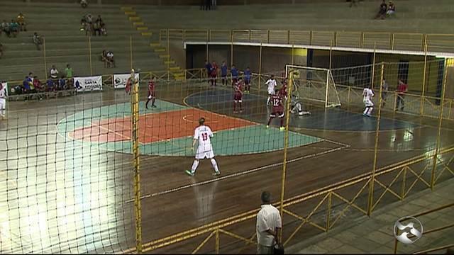 Segunda rodada da 2ª fase da Copa  TV AB de Futsal termina sem vitórias