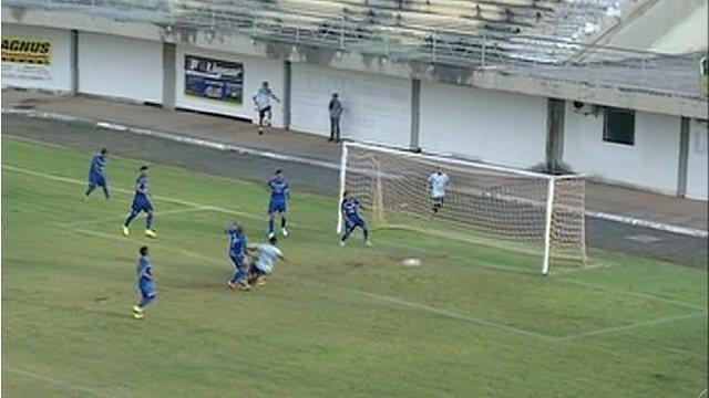 Sparta vence o Palmas por 3 a 1 e vai disputar a elite do futebol tocantinense (União de Palmas/Divulgação)