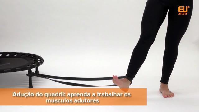 Adução do quadril: aprenda a trabalhar os músculos adutores