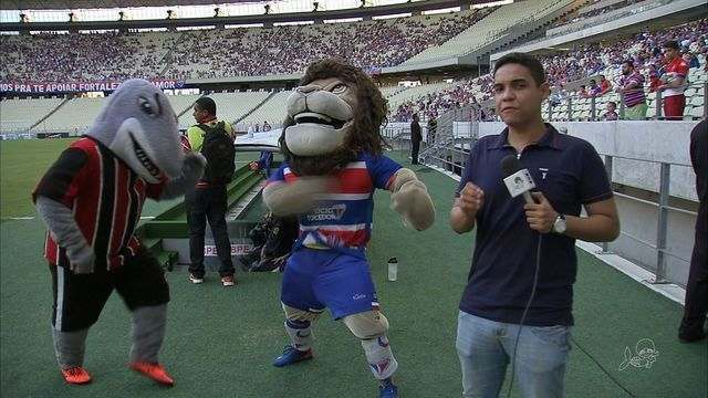 Ferrão e Leão ficam no empate na Arena Castelão