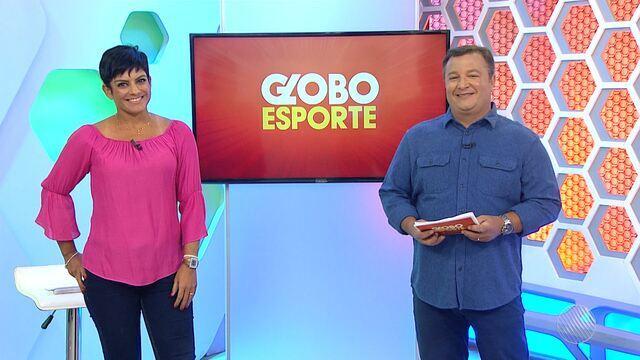 Globo Esporte BA - Íntegra do dia 17/01/2017
