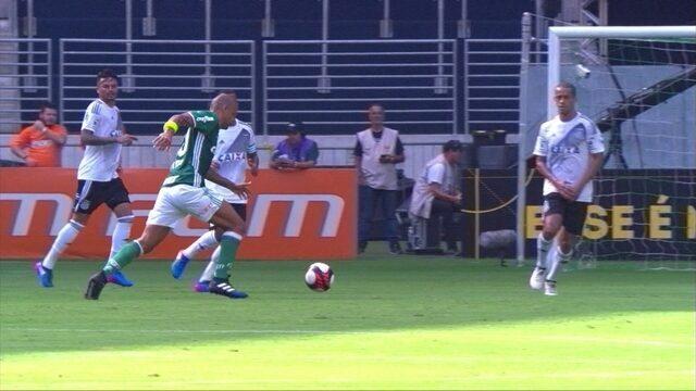 Melhores momentos de Palmeiras 1 x 1 Ponte Preta durante jogo amistoso