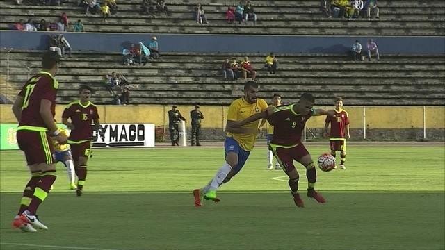 BLOG: Salva por Vizeu, seleção sub-20 faz seu pior jogo no Sul-Americano
