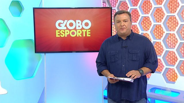 Globo Esporte BA - Íntegra do dia 20/02/2017