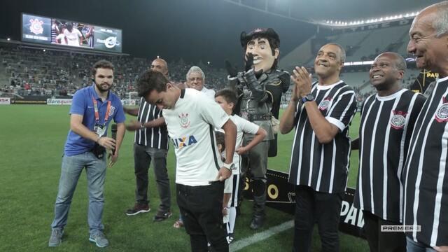 Vai, Corinthians - Apresentação de Jadson e homenagem aos campeões de 1977