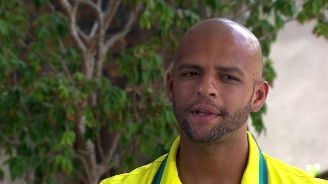 """BLOG: Felipe Melo fala sobre o clássico: """"É cada um por si. É Palmeiras contra o Corinthians!"""""""