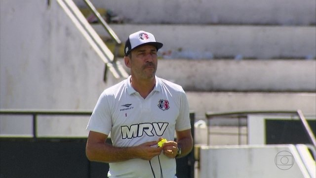 Ainda sem Leo Costa, Santa enfrenta o Uniclinic, pela Copa do Nordeste
