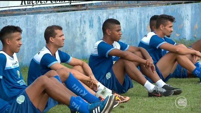 Altos se prepara para enfrentar o Picos e reacender a rivalidade que vem desde a série B