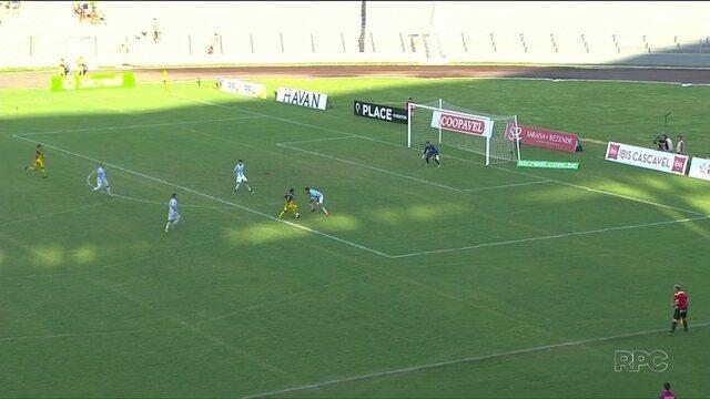 Veja os melhores momentos de FC Cascavel 2x0 Londrina, pela quinta rodada do Paranaense