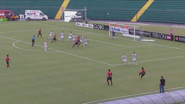 Figueirense perde para o Joinville e resultado derruba dois dirigentes