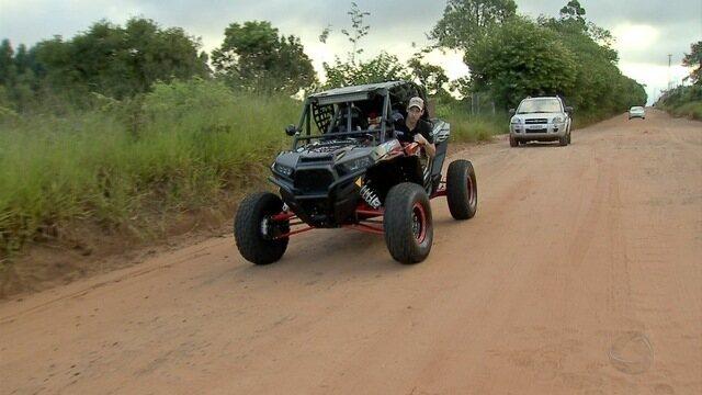 Piloto de MS vai disputar edição histórica do Rally dos Sertões