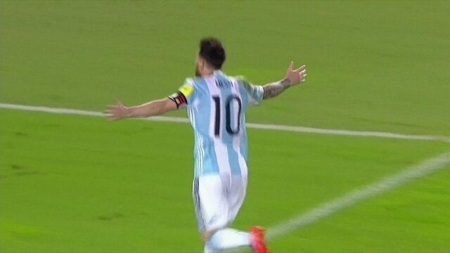 Ariel Palacios fala sobre a vitória da Argentina sobre o Chile, apesar da atuação ruim