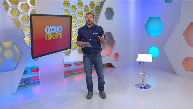 Veja a edição na íntegra do Globo Esporte Paraná de sexta-feira, 24/03/2017