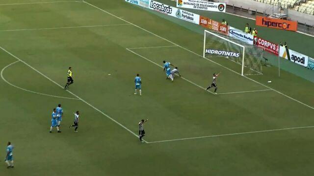 Confira os melhores momentos de Ceará 4 x 1 Uniclinic, pelo Campeonato Cearense