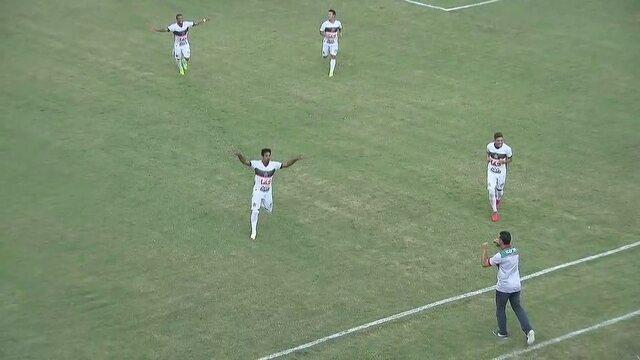 Os gols de Portuguesa-RJ 2 x 0 Madureira pela 4ª rodada do Campeonato Carioca
