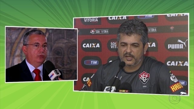 Arnaldo Barros, presidente do Sport, confirma: Ney Franco é o novo técnico do Leão