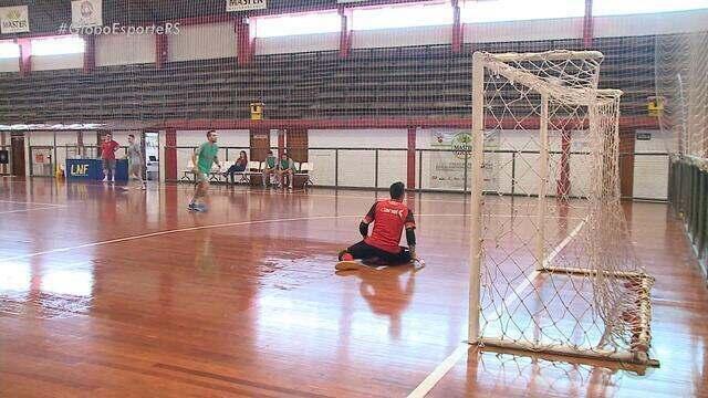 ACBF inicia a Liga Nacional de Futsal essa semana