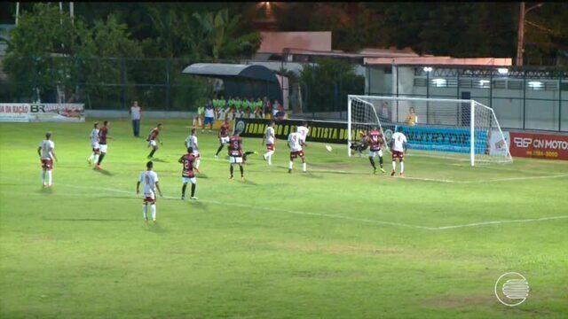 Flamengo-PI é goleado pelo 4 de Julho e cai mais um técnico do estadual