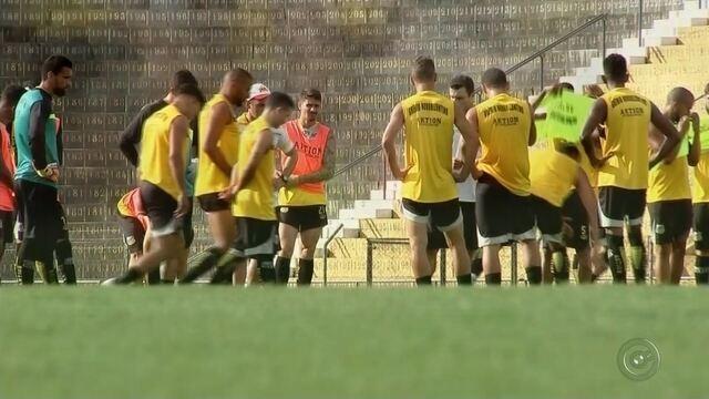Novorizontino enfrenta o Santos em duelo de classificados pelo Paulista