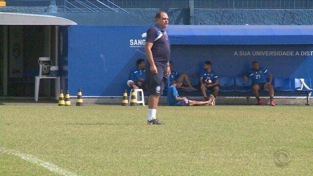Garantido na elite do Catarinense de 2018, Tubarão faz planos audaciosos