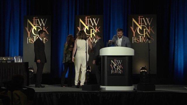 Cobertura olímpica do SporTV é  premiada no Festival de Nova York