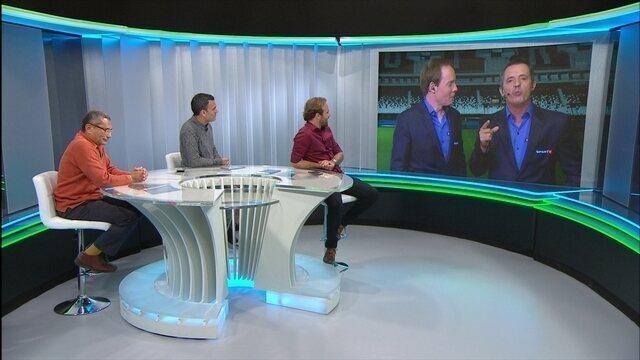 Lino valoriza treinadores de Botafogo e Sport em duelo na Copa do Brasil