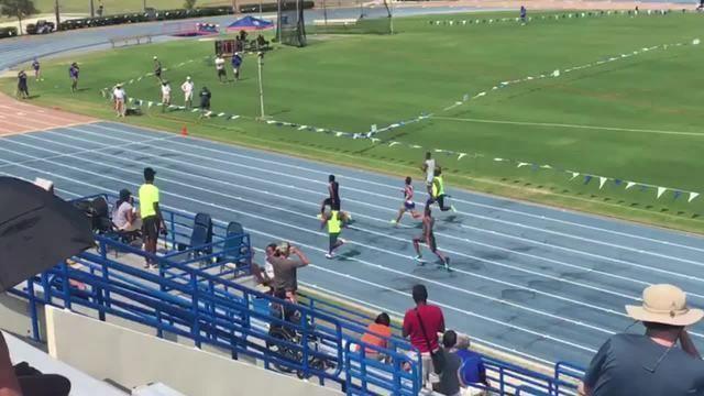 Paulo André Camilo crava 10s23 e faz melhor marca da carreira nos 100m