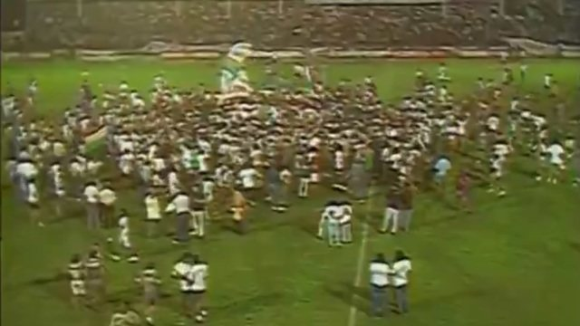 Taça Guanabara de 1993, o último título do Fluminense nas Laranjeiras