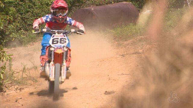Amazonense de Velocross chega à segunda etapa neste domingo