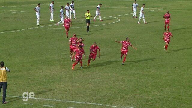 Veja os gols da vitória do Princesa por 3 a 0 sobre o Real Desportivo
