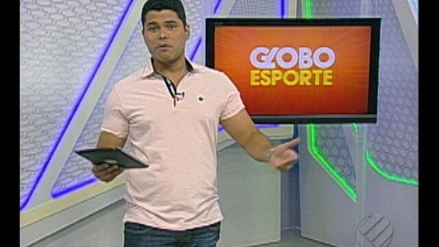Veja o Globo Esporte desta segunda-feira (22)