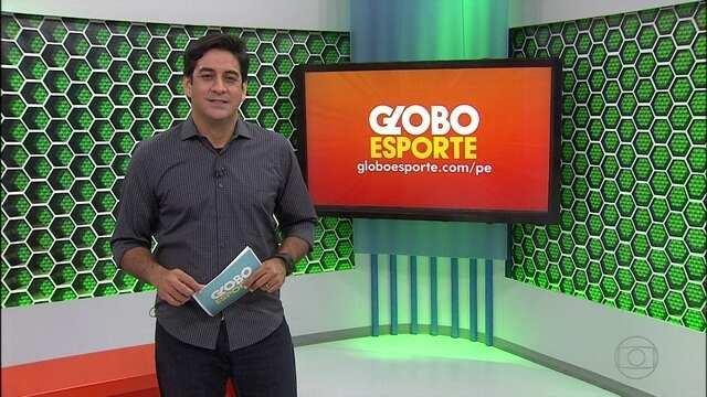 Globo Esporte PE 22/05/17