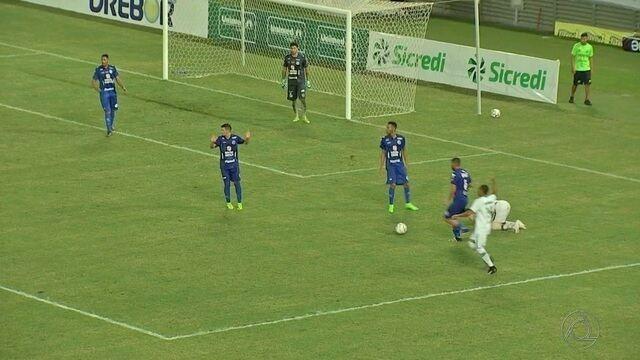 Confira os gols da segunda rodada do Campeonato Brasileiro da Série C