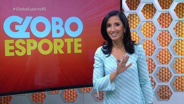 Confira a íntegra do Globo Esporte RS desta segunda-feira (22)