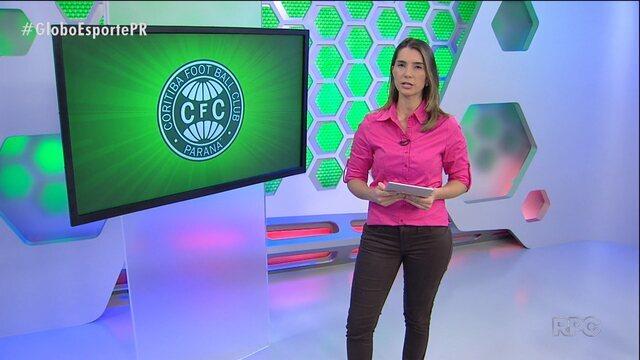 Coritiba começa a treinar de olho em recuperação do Brasileiro